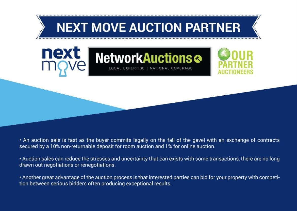 Network Auction